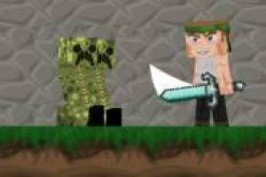 Minecraft vs Creeper