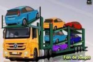 Trailer de coches
