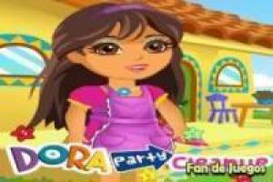 Dora the Explorer: clean