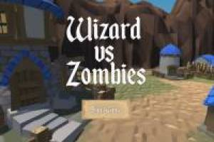 Wizard vs Zombies Funny