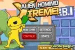 Free Alien chase Game