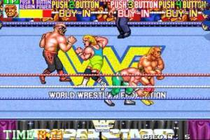 WWF Royal Rumble (Dünya)