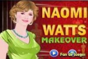 Make up to naomi watts