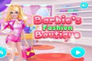 Barbie: Boutique de mode