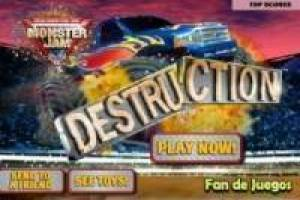 Free Monster Jam: Destruction Game