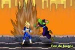 Juego Dragon ball fierce fighting 2.1 Gratis