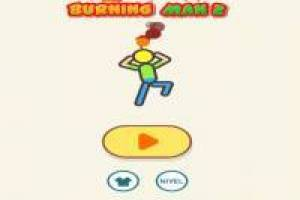 Man burning fun 2
