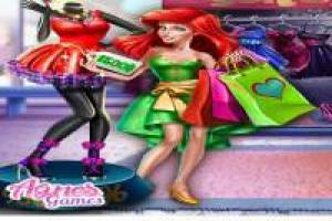 The Little Mermaid: let's go shopping