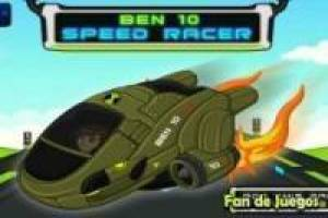 Ben 10: Race in space