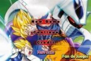 Dragon Ball Fierce 2.2 Luta