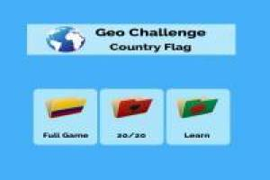 Country Flag Challenge