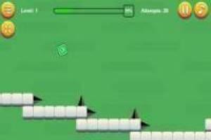 Amazing Cube estilo Geometry Dash