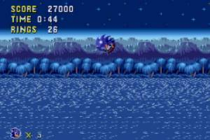 Sonic the Hedgehog (USA, Europa) (Sonic Pixel Perfect)