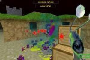 Minecraft: Paintball War