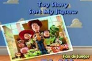 Toy Story: Puzzle