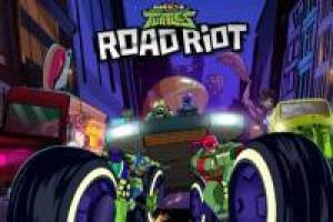 Rise of the Teenage Mutant Ninja Turtles Road Riot