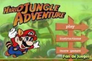 Free Mario jungle Game