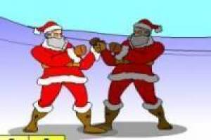 Santa vs Bad Santa: Fight