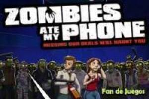 Zombies ate my smartphone