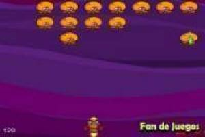 Juego Invasion of the galactic goobers Gratis