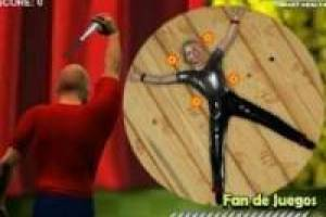 Free Knife thrower Game
