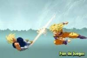 Video goku vs vegeta