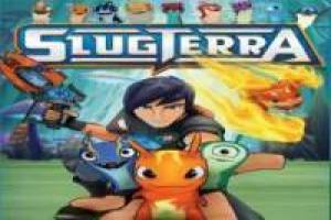 Slugterra: The Secret of the dark mines