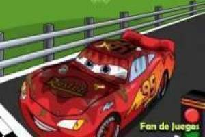 Free Clean cars mcqueen Game
