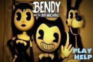 Bendy in the Mahjong