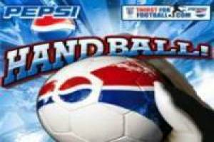 Handball Pepsi: Bubble Shooter