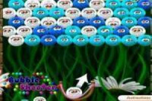 Bubble shooter: Woobies