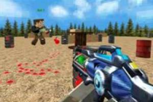 Paintball Spaß Shooting Multiplayer