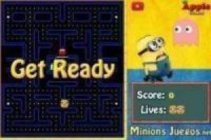 Free Minions Pacman Game