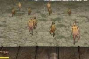 Attack on Titan: Proteger la muralla