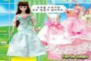 Barbie Princess զգեստ