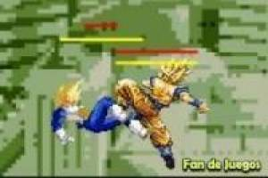 Dragon ball mini batalha