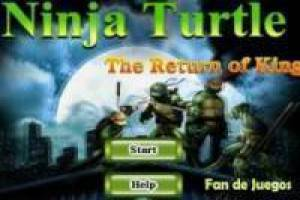 Gratis Ninja turtles King Street Spille