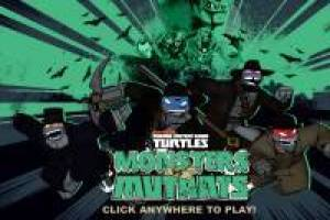 Tortugas Ninjas TMNT: Monster VS Mutantes