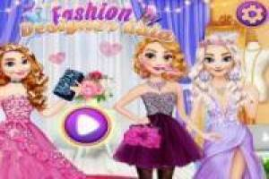 Disney Princesses: Ball gown
