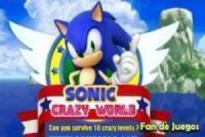 Sonic Crazy World Ver.2