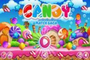 Divertido Candy Match