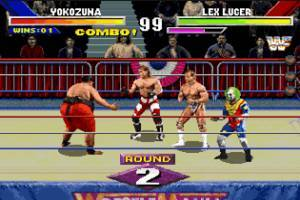 WWF WrestleMania The Arcade Game (États-Unis)