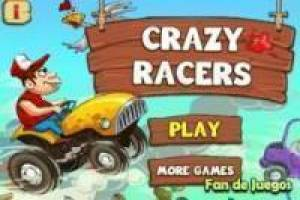 Free Crazy racers Game