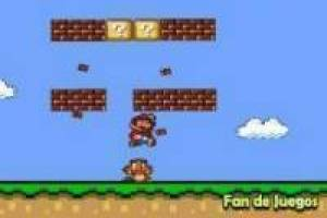 Mario goomba world