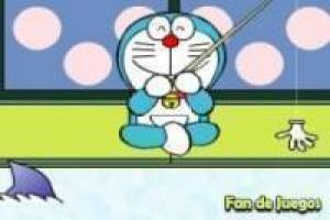Doraemon Fisherman