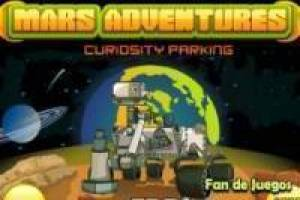 Free Parking on Mars Game