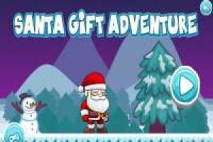 Santa Claus: In Search of Gifts