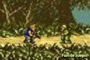 Free Metal Slug Flash Game
