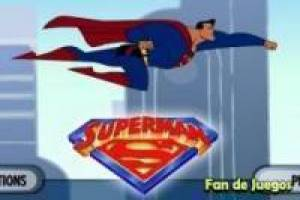 Superman, salvando metrópolis