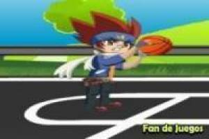 Beyblade: Basket-ball